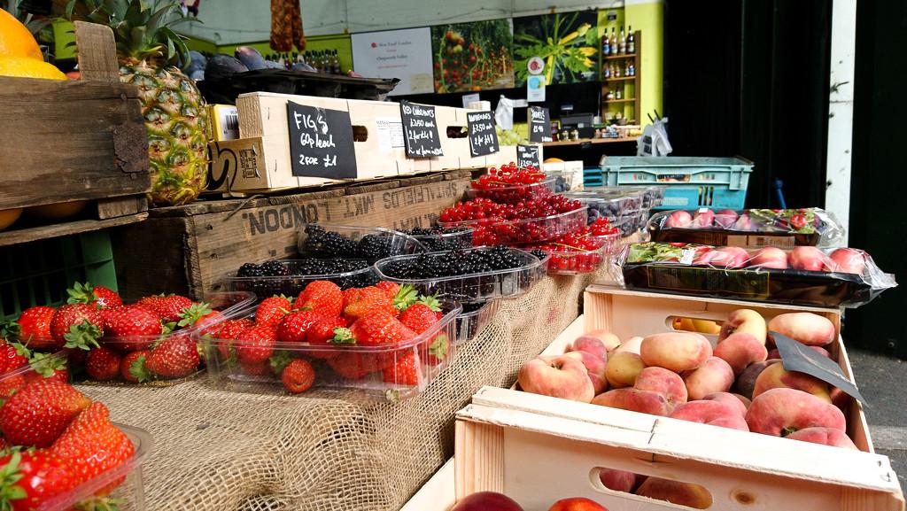 More blackberries by peadar