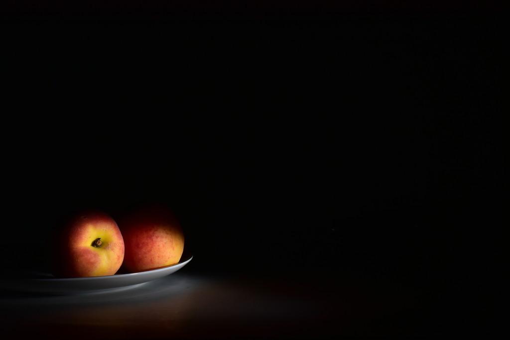 Ontario Peaches by jayberg