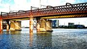 28th Jul 2017 - Meadowbank Bridge ( John Whitton Bridge )