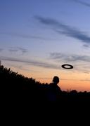 29th Jul 2017 - flying saucer