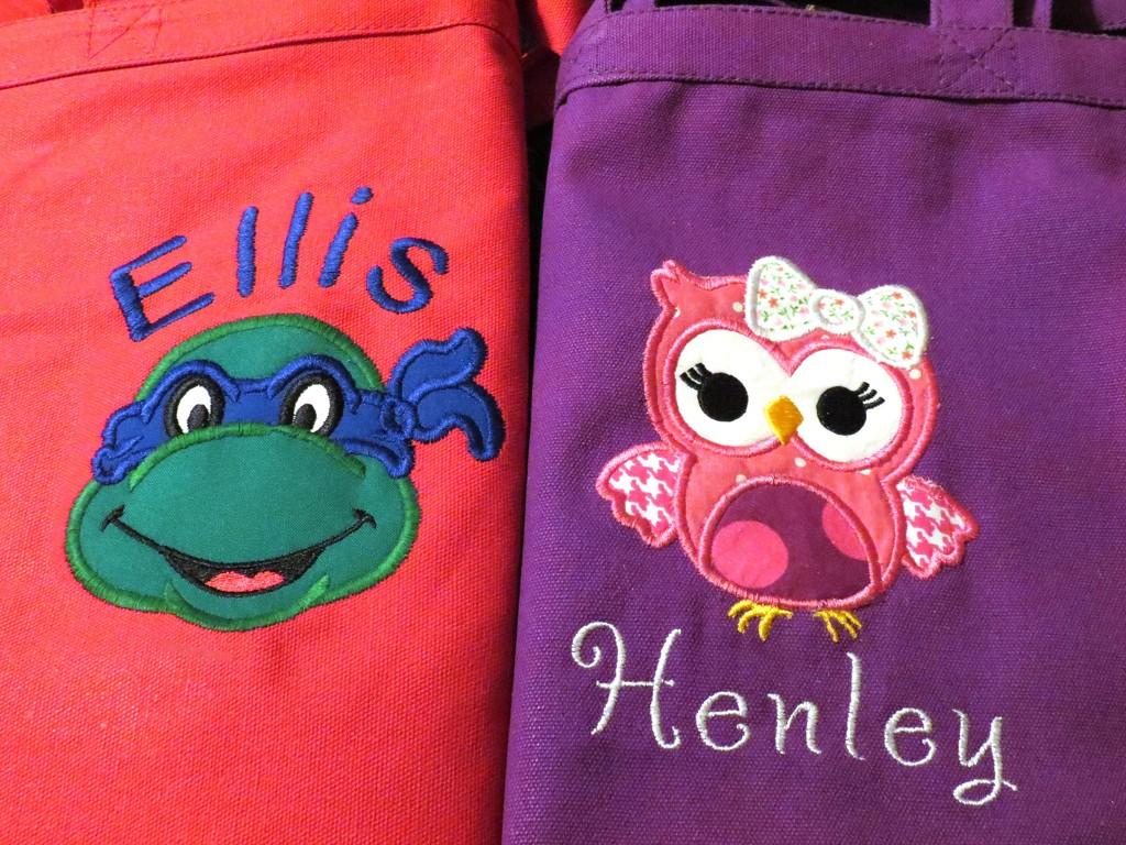 School Starts Soon.  New Bookbags Required by grammyn