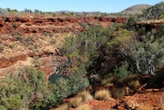 3rd Aug 2017 - Fortescue Falls