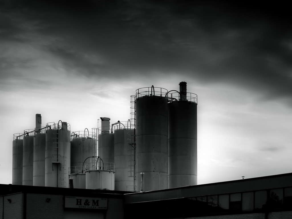 a random bit of industry by northy