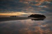 4th Aug 2017 - Sunrise Sumner Beach Christchurch NZ
