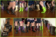 4th Aug 2017 - Gumboots