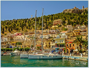 4th Aug 2017 - Pothi Harbour,another view,Kalymnos