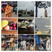 4th Aug 2017 - COLLAGE Scenes on the streets