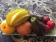 3rd Aug 2017 - A selection of fruit