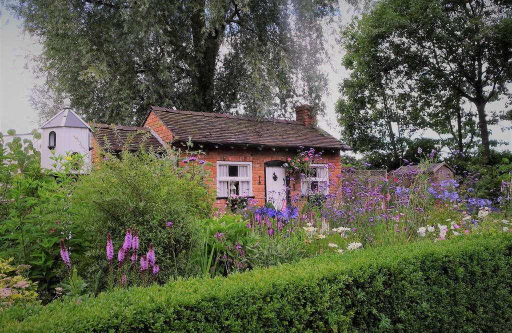 The Cottage Garden by beryl