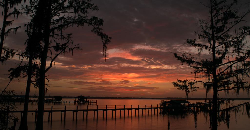 Tonights Sunset on the St John's! by rickster549