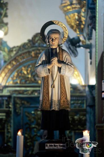 St. John Mary Vianney by iamdencio