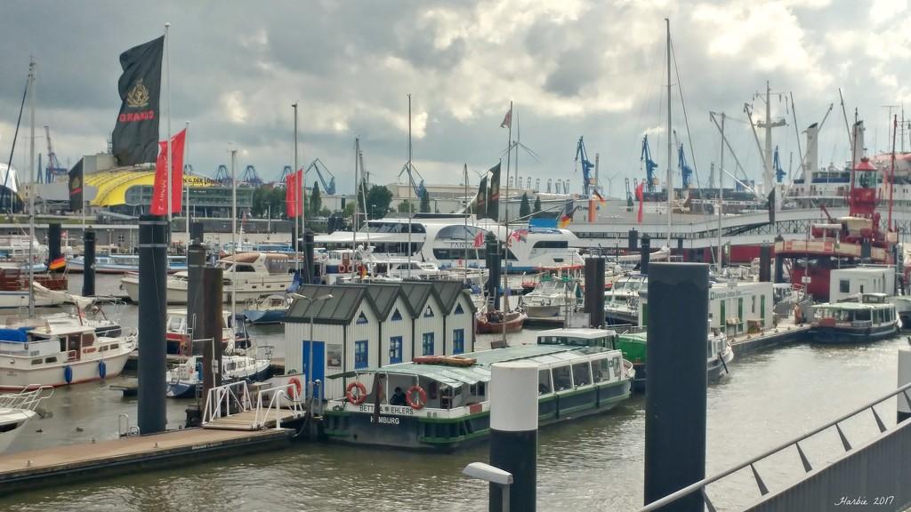 Hamburg II by harbie