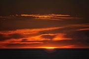 7th Aug 2017 - Sunrise, Pegasus Bay, Christchurch, New Zealand