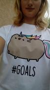 28th Jul 2017 - Unicorn shirt
