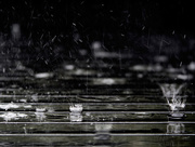 4th Aug 2017 - Water drops round two