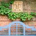 EWG Blue Bench