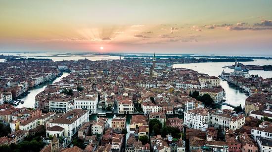 La Sérénissime - Venise, Italy by zetoune