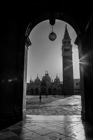 San Marco Plazza - Venise, Italy by zetoune