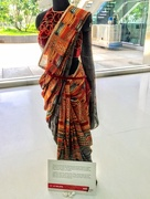 5th Aug 2017 - Indian clothing exhibit
