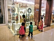 7th Aug 2017 - Children at R City mall
