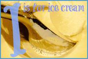 9th Aug 2017 - August Words 2017- Ice Cream