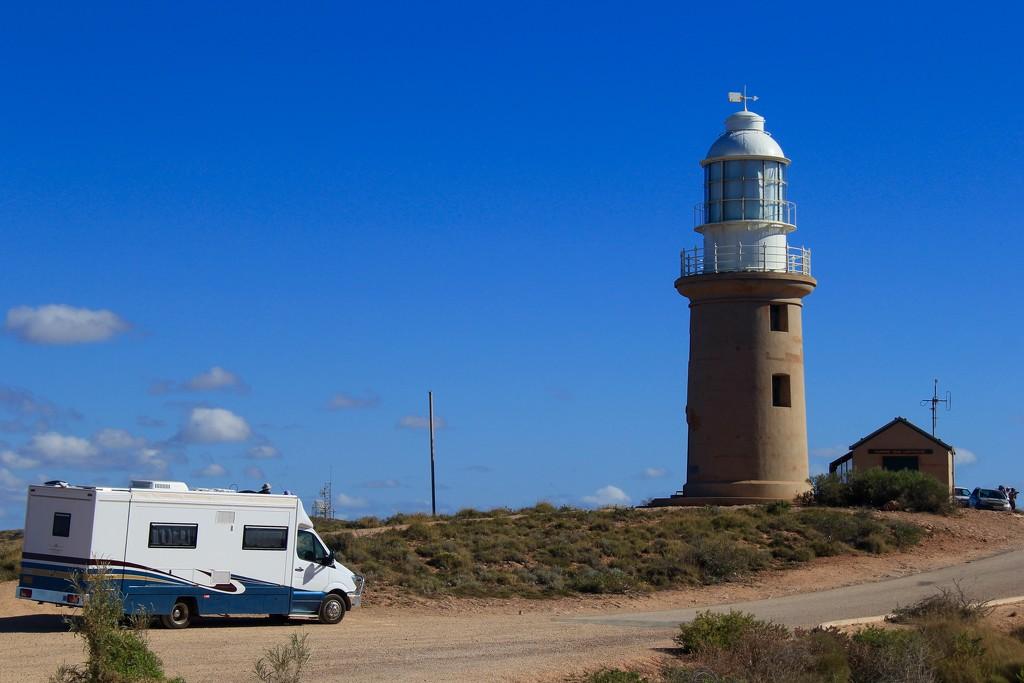 Vlaming Head Lighthouse by landownunder