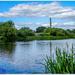View Across The Lake,Sixfields,Northampton