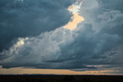 11th Aug 2017 - Storm over the Everglades