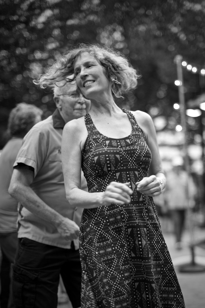 Dancing til Dusk in Seattle.   Free public dancing in the parks on Tuesday and Thursday nights with a live band!   by seattle