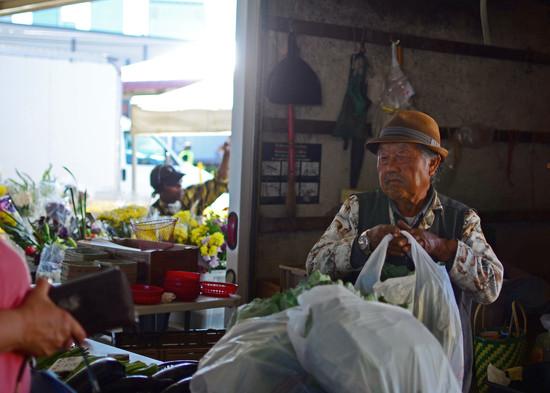 farmer's market... by earthbeone