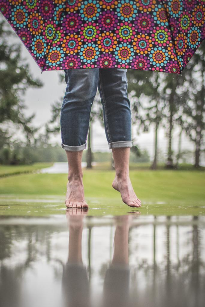 It finally rained!! by kwind