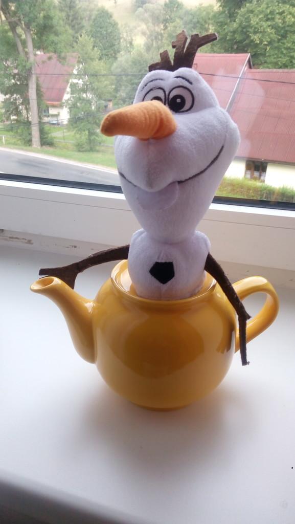 Olaf like a Gin by jakr