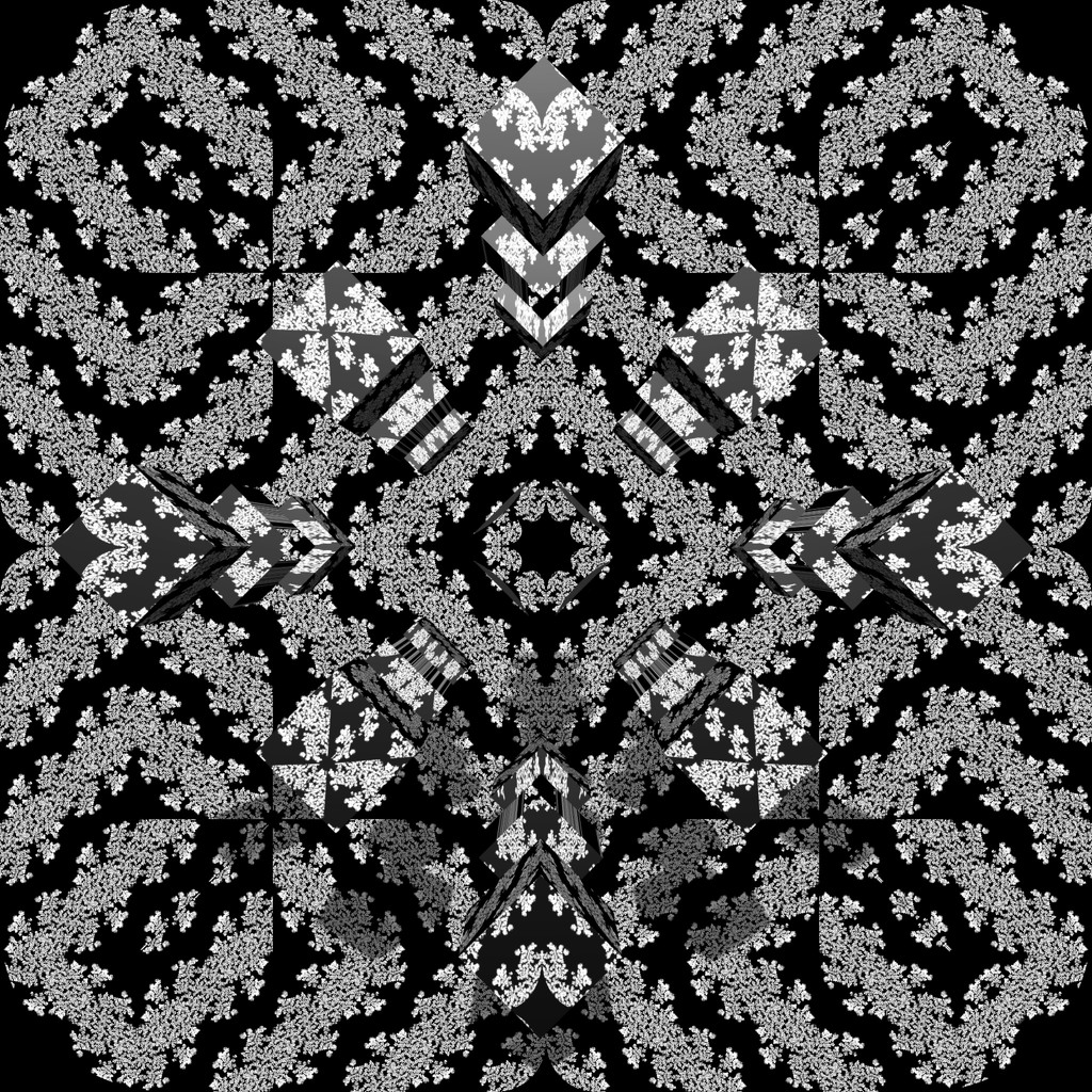summer snowflake v2 by vankrey