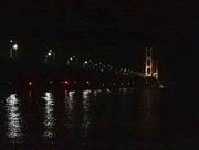 13th Aug 2017 - Nighttime bridge view