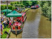 14th Aug 2017 - Blisworth Canal Festival