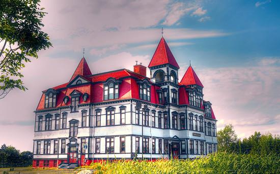 Lunenburg Academy  by joysfocus