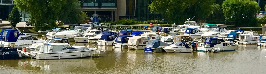 Brayford Wharf, Lincoln by carole_sandford