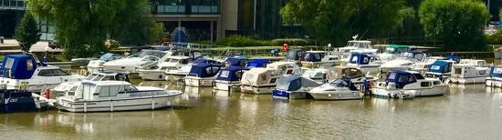 Brayford Wharf, Lincoln by carole_sandford