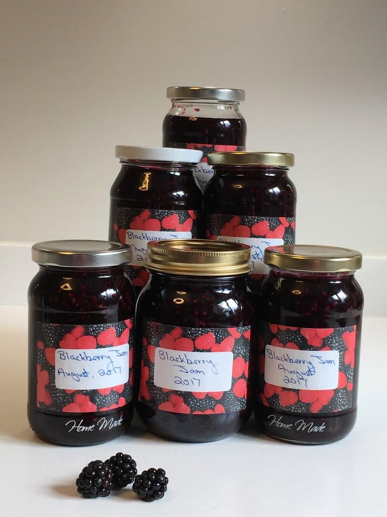 Blackberry jam by 365projectmaxine