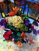 17th Aug 2017 - My birthday flowers