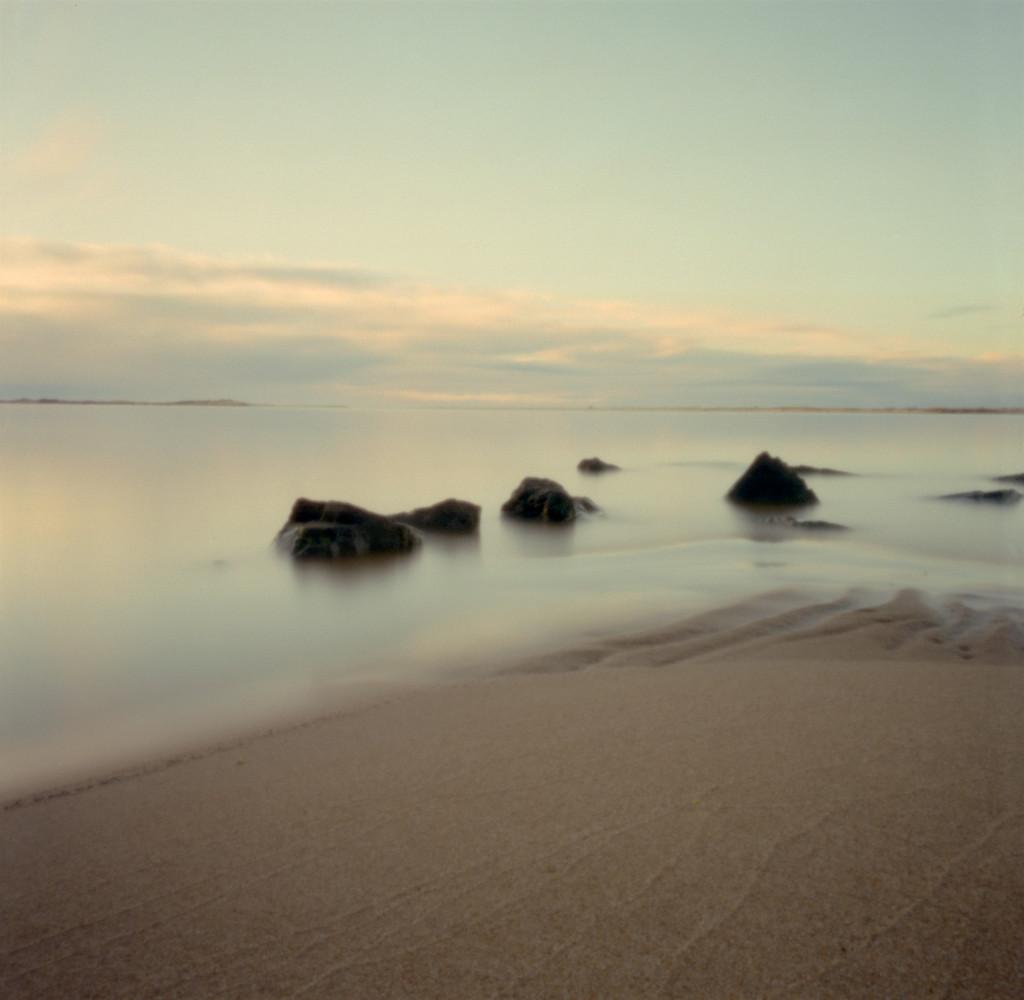 Dawn ebbs in stillness by peterdegraaff