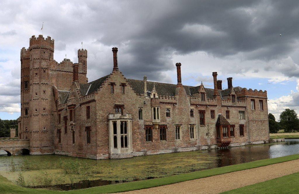 Oxburgh Hall  by phil_sandford