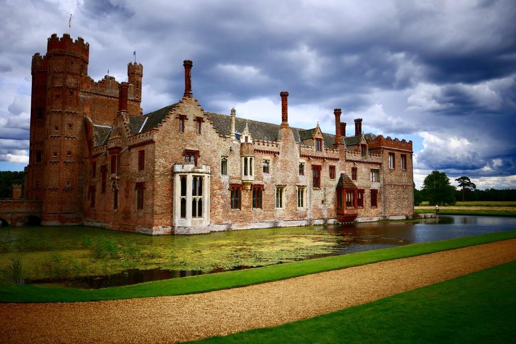 Oxburgh Hall by carole_sandford