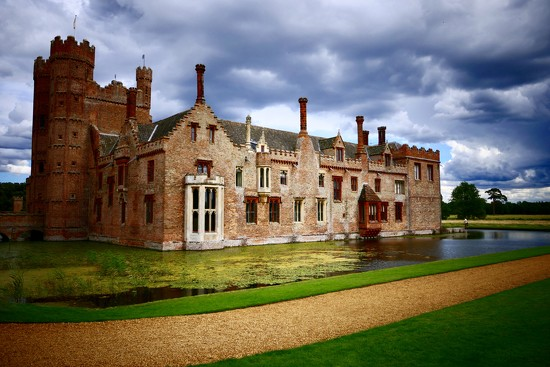 Oxburgh Hall by carole_sandford
