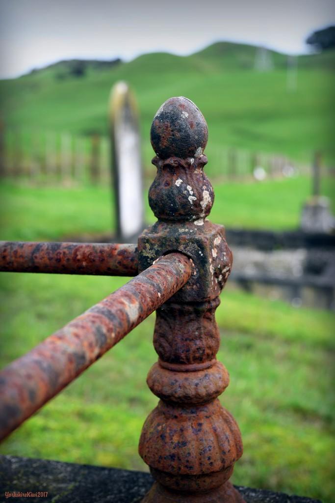 Cemetery by yorkshirekiwi
