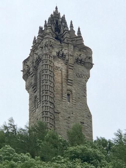 William Wallace memorial  by sugarmuser