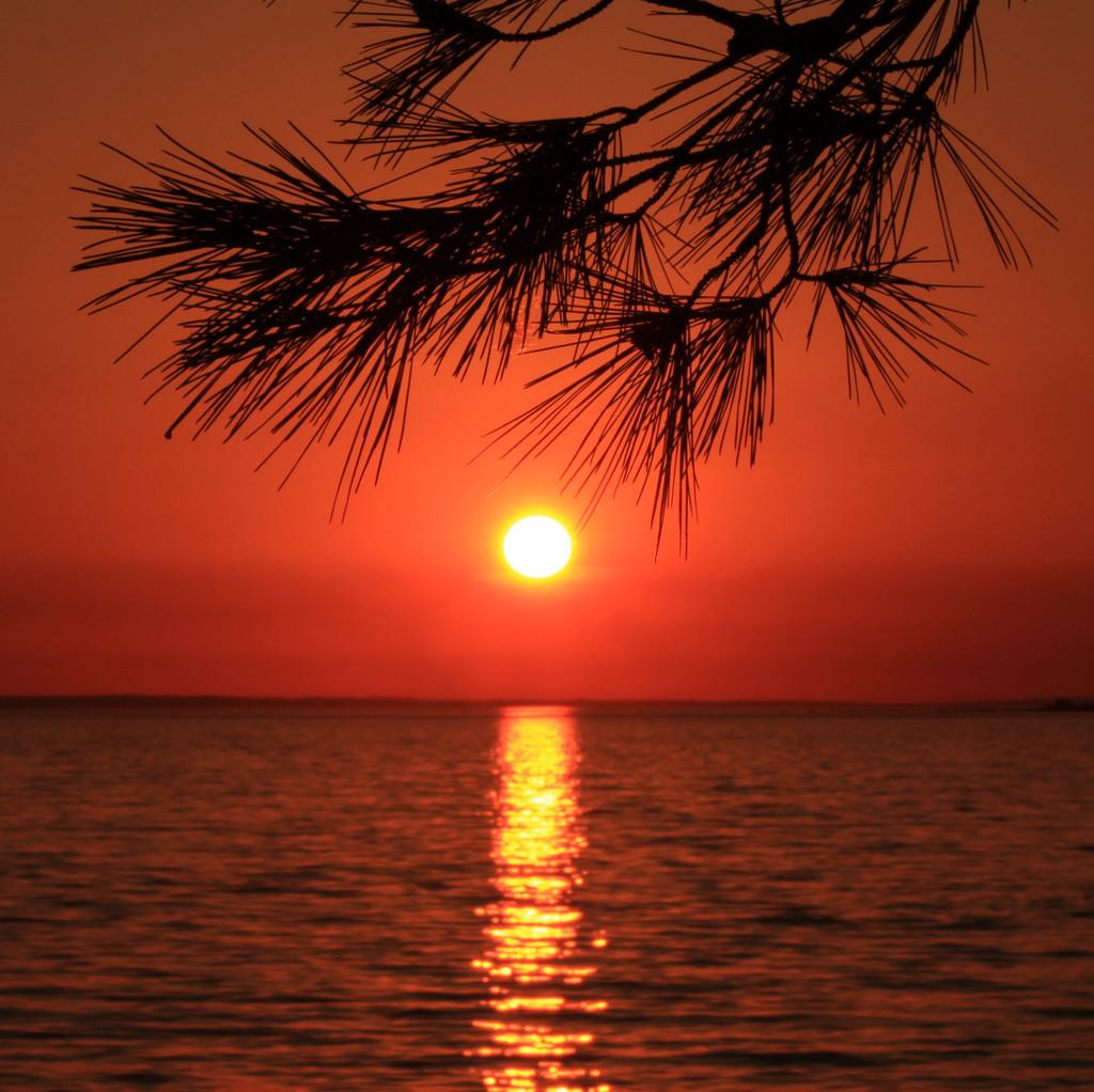 Last sunset by cherrymartina