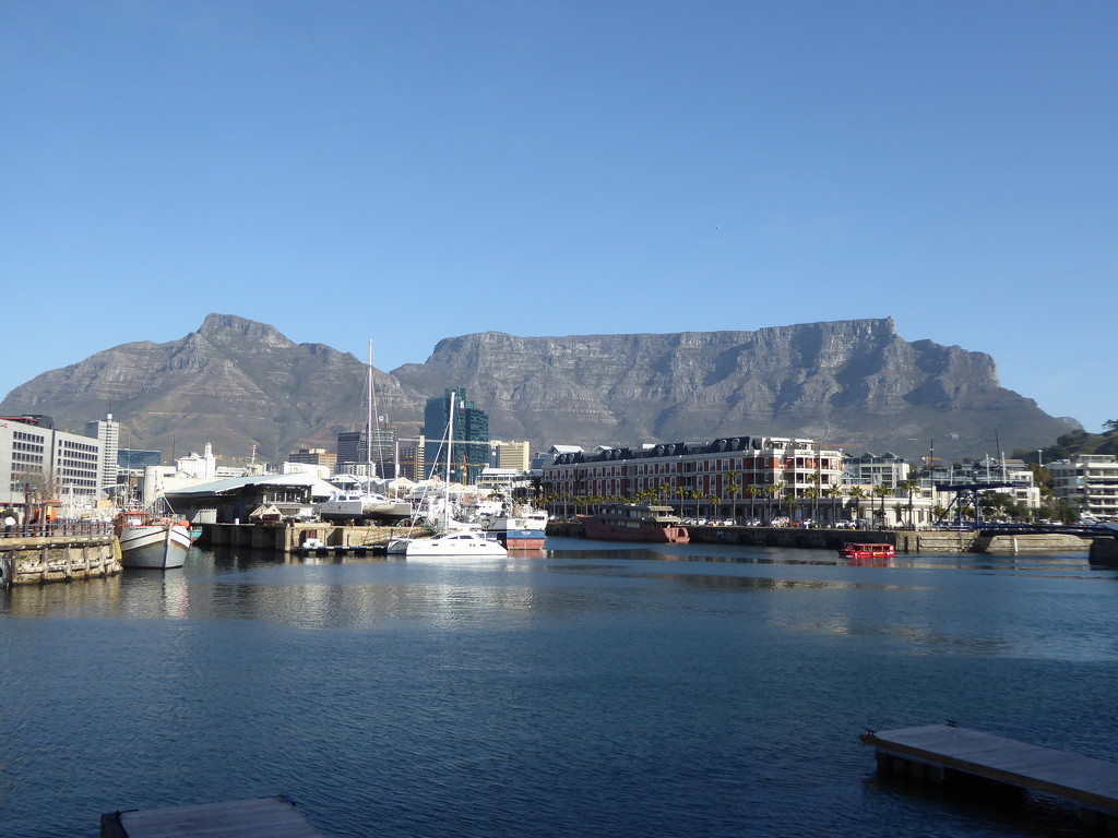 Table Mountain by cmp