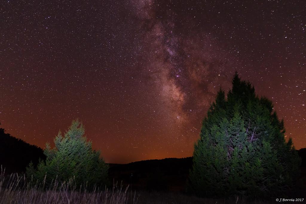 Milky Way by jborrases