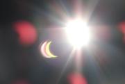 21st Aug 2017 - Solar Lens didn't do it's job